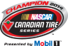Champion 2014 Nascar Canadian Tire Series