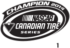 Champions 2014 - Nascar Canadian Tire Series