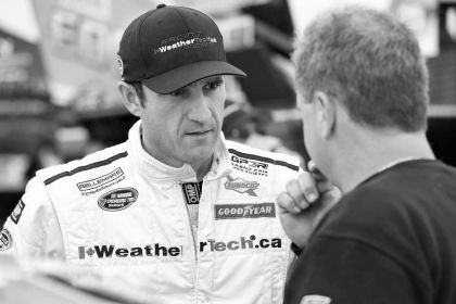The #47 Weathertech Canada / Groupe...