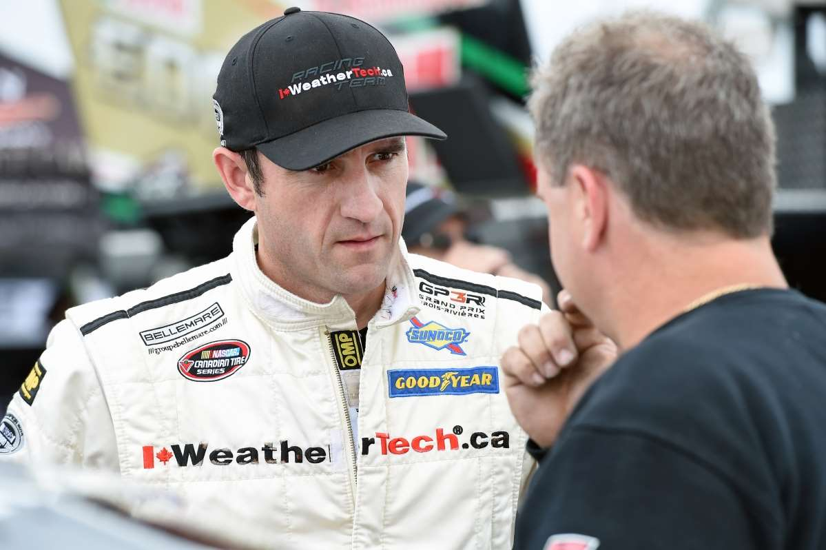The #47 Weathertech Canada / Groupe Bellemare team earns fourth place in the championship