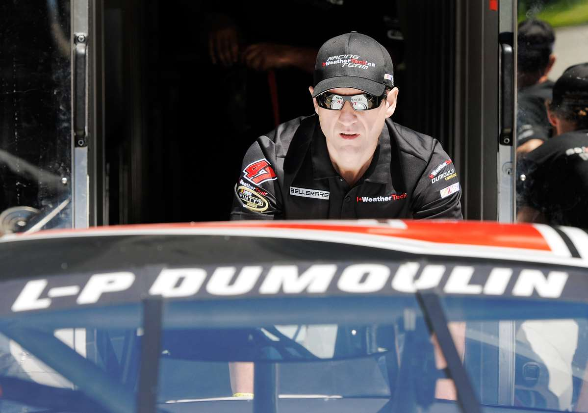 LP DUMOULIN TO KICKOFF HIS SIXTH FULL SEASON THIS WEEKEND