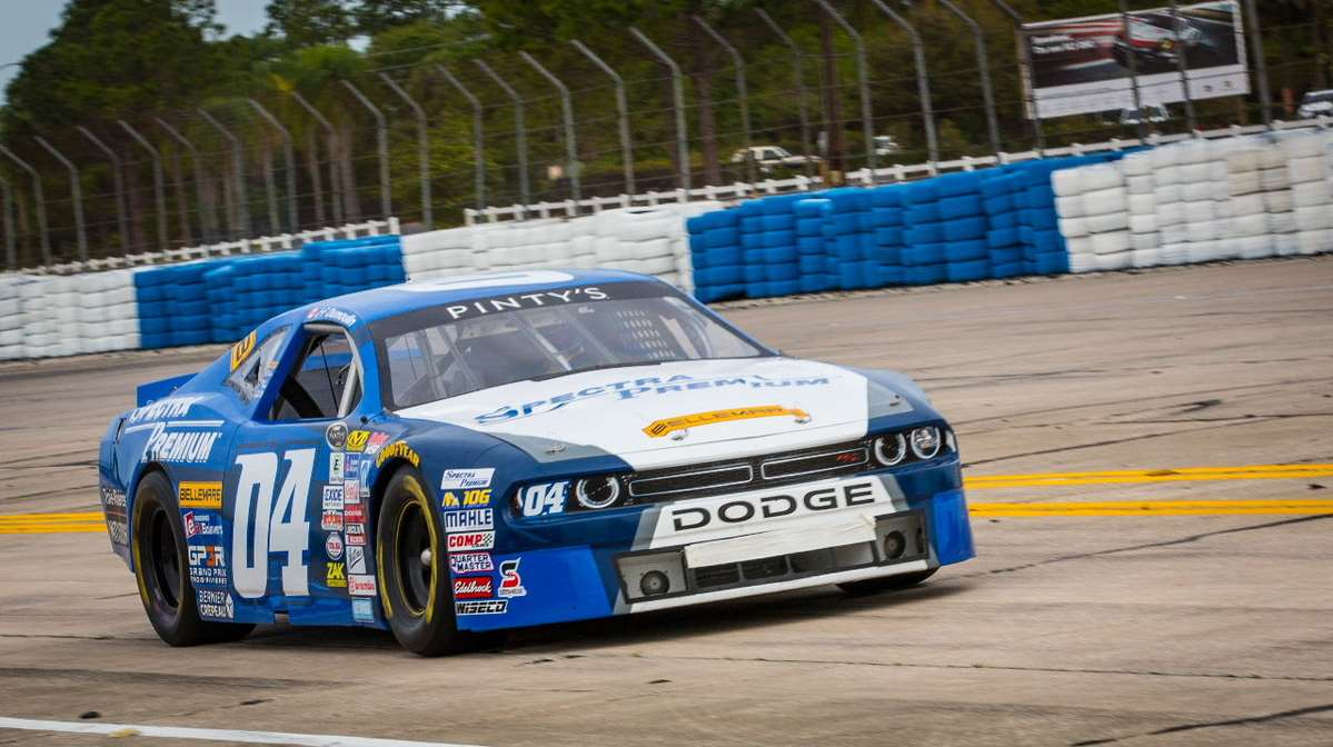 SPECTRA PREMIUM CONFIRMS DRIVER JEAN-FRAN�OIS DUMOULIN TO PARTICIPATE IN THE FULL 2017 NASCAR PINTY'S SERIES SEASON