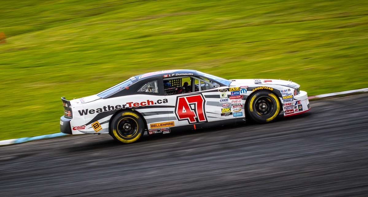 The #47 WeatherTech Canada | Groupe Bellemare team on the final 3-race stretch of the 2018 season
