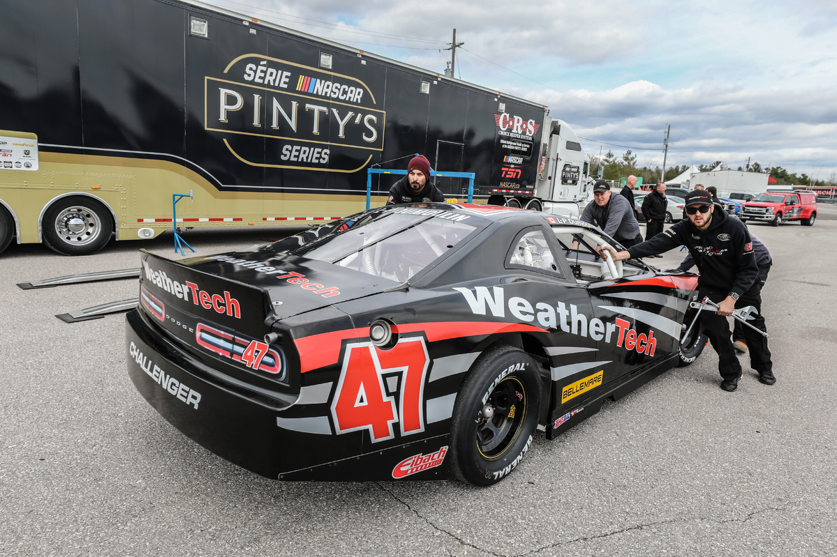 TEAM #47 WEATHERTECH CANADA | GROUPE BELLEMARE EAGER  TO BE BACK ON THE TRACK THIS WEEKEND