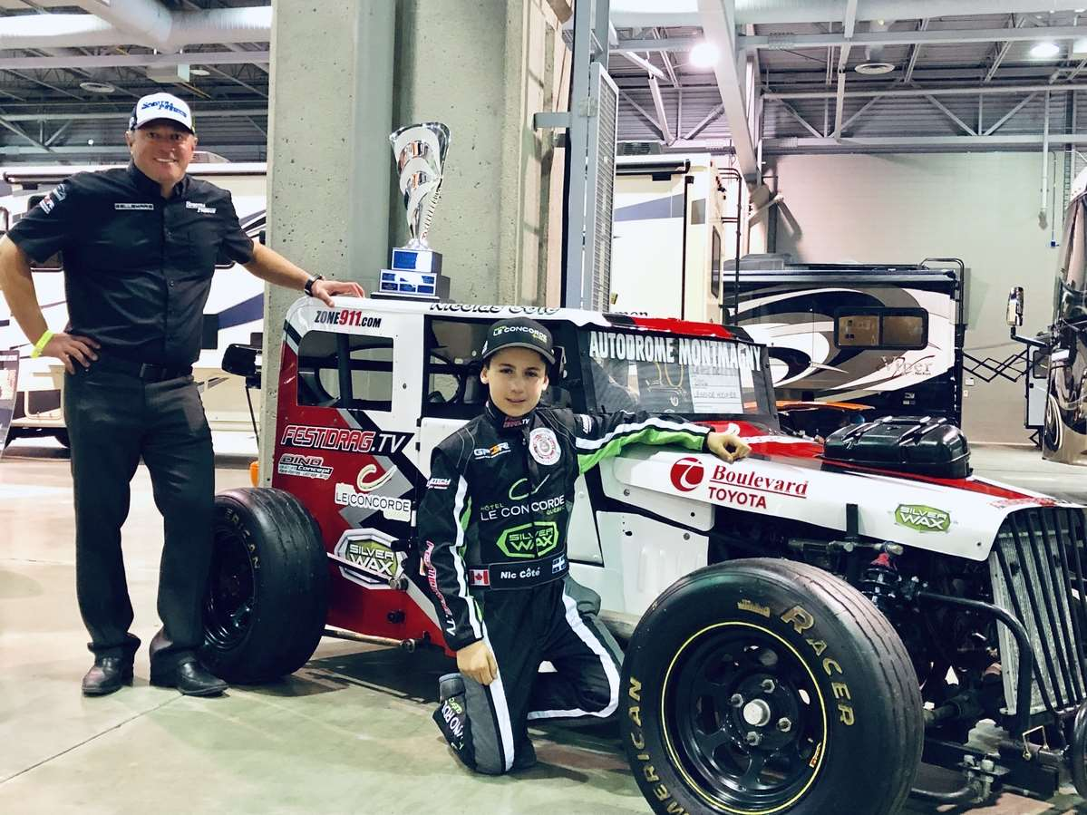 Dumoulin Competition becomes partner for the next generation in the Mini Sportsman Quebec Mechoui International Series