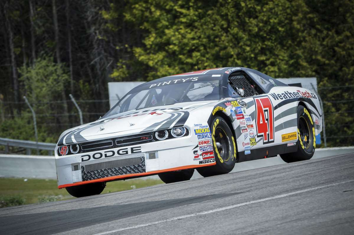 The #47 WeatherTech Canada / Groupe Bellemare team is back home for the 47th edition of the Trois-Rivi�res Grand Prix