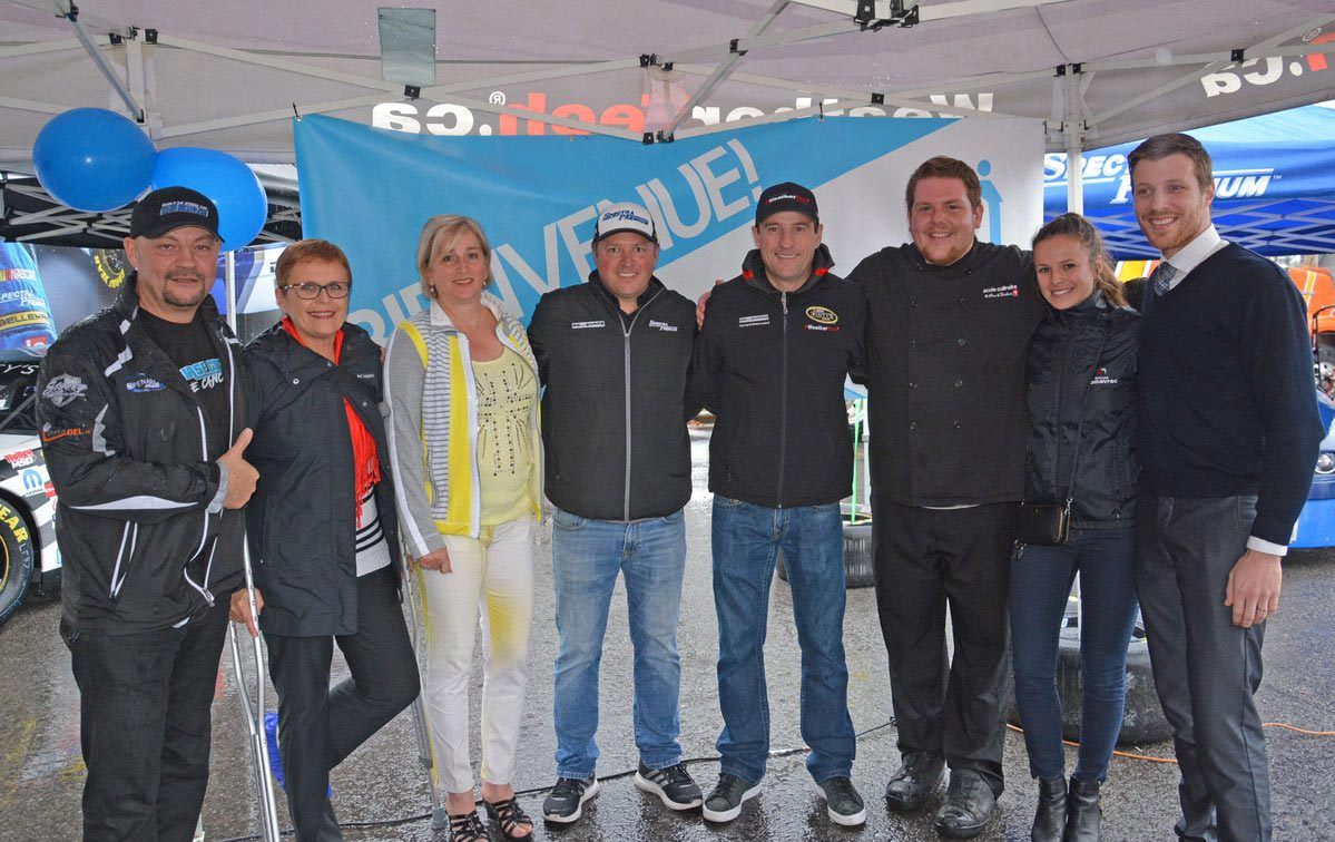 La course contre le cancer, un succ�s de la grille de d�part au podium !